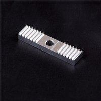Aluminum Gear Fixed Holder Backet 9*40mm for 2GT Timing Belt 3D Printer EF
