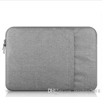 12 tablettenetui großhandel-Marke Wasserdichte Crushproof Notebook Computer Laptop Tasche Laptop Schutzhülle Abdeckung für 11/12/13/14/15 / 15,6 Zoll LaptopTablet