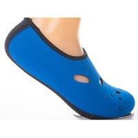 yüzme neopren kıyafeti toptan satış-Su Sporları Dalış Çorap Anti Patinaj Plaj Ayakkabıları Yüzme Sörf Neopren Çorap Yetişkin Dalış Botları Islak Elbise Ayakkabı Su