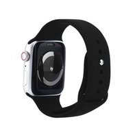Wholesale wireless home cameras for sale - Goophone Watch mm Stainless Steel Smart Watch Sapphire Mirror Wireless Charging MTK2502C Bluetooth Heart Rate for Goophone XS MAX XR