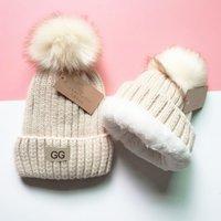 sızdıran kapak toptan satış-Kadınlar Açık Pop kayak Kadınlar Cap Kış Şapkalar için Örme Şapka Skullie Beanie Kış Şapka Ucuz Caps Şapka