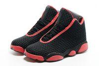 продажа плетеной обуви оптовых-Аутентичные 13s Future Woven Mans Shoes Non Slip И Дышащая Профессиональная Спортивная Обувь Высокое Качество Тапки Горячие Продажа