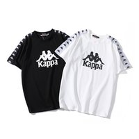 белые хлопковые полиэфирные вершины оптовых-2019 OFF футболка WHITE мужские дизайнеры футболка luxurys футболка хлопок тройник весна лето мода уличная одежда хип-хоп футболка
