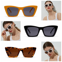 Wholesale bright sunglasses for sale - Group buy Outdoor Cycling Sunglasses Square Bright Transparent Clear Colored Lens Large Square Sunglasses
