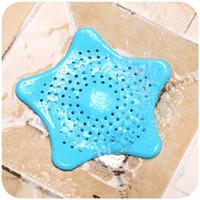 duschablauf abfall großhandel-Bad Dusche Küchenablaufsieb Sieb Sinkablaufdeckel Ablaufstopfen Bodenablaufsieb verhindern Verstopfen