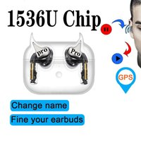 Wholesale ups iphone online – H1 chip AP3 Pro Wireless Charging Generation Bluetooth Headphones Auto paring Earphones with pop up window pk i9s i12 i200 i500 TWS