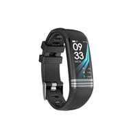 klettern armband großhandel-G26S Smart Armband Herzfrequenz Blutdruck Blutsauerstoff Schlaferkennungsinformationen Push Climbing Step Sports