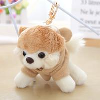 accesorios boas al por mayor-El perro más lindo del mundo Boo Itty Bitty Boo Peluche de peluche 12 CM Animales Mochila de peluche Accesorios