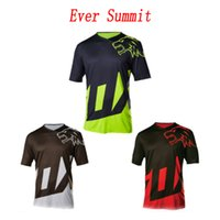 Wholesale cycling clothing sell resale online - 2019 hot selling Cycling clothing suit outdoor mountain cross country motorcycle mountain bike riding suit men s short T shirt jerseys