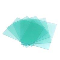 filtro de escurecimento venda por atacado-Placa Protetora de Plástico (Pc) da Máscara de Solda Escurecimento Solar / Filtro de Soldagem / Lente de Capacete de Soldagem