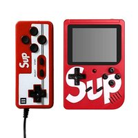 Wholesale one boxes games for sale - SUP Game Box in One Handheld Game Console Can Connect to A TV Black player
