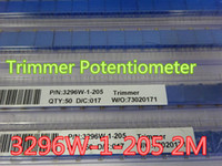 Wholesale 10pcs New Trimmer Potentiometer W W M ohm Trim Pot Trimmer Potentiometer in stock