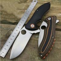 cuchillo de caza de araña al por mayor-EDC araña C187 plegable del cuchillo de la marca de alta calidad portátil de Sharp al aire libre Caza Knifves táctico militar de la autodefensa Cuchillos Mult-herramienta