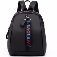 Wholesale korean style female backpack for sale - Group buy 2019 Korean Style Women Mini Backpack Oxford Shoulder Bag For Teenage Girls Multi Function Small Bagpack Female Phone Pouch