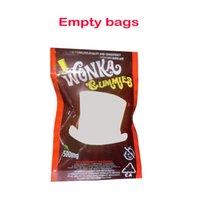 500mg Empty WANKA GUMMIES Candy Packaging bag Dank gummies dank rope rope Gummy bags