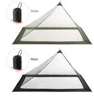 Wholesale mesh guard resale online - Ultralight Mosquito Net Outdoor Camping Tent Beach Tent Bugs Bee Repellent Mesh Net Outdoor Insect Mesh Guard Tent