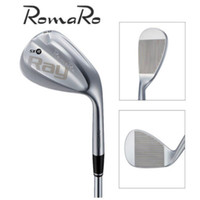 Wholesale New Golf Clubs RomaRo Ray SX R FORGED Golf We R200 S200 dges Dynamic Gold Steel Golf shaft wedges clubs