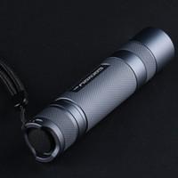 lampe de poche led cuivre achat en gros de-Convoy S21A Lampe de poche SST40 Carte DTP en cuivre, revêtement antireflet intérieur, protection de la température de 2300lm