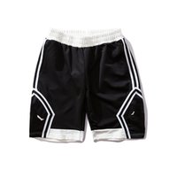 46e8a6856b8ce2 Designer Shorts Basketball Shorts Mens Shorts for Sport New Brand Pants  Fashion Tide Jogger Goat Men The Shot Black and White