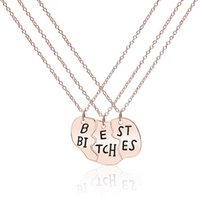 Initiale Collier Pendentif-YC-GL /_ J 14K OR INITIALE LETTRE J Pendentif Charme