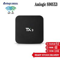 Wholesale android tv box 5g resale online - TX3 Android TV Box S905X3 GB Ram GB GB ROM G G WIFI Better Than X96 Mini TX3 Mini
