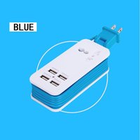 Wholesale usb 5v power cord for sale - Group buy EU UK US Plug M Cord Extension Socket Outlet Portable Travel Power Strip Surge Protector with USB V A Output Smart Charger