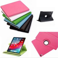 Wholesale 360 Degree Rotating Leather Case Cover For iPad Pro ipad Air