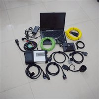 Wholesale bmw icom c for sale - Group buy 2in1 mb star c5 sd connect for bmw icom a2 b c with HDD soft ware Expert mode install in laptop d630 g ready to use