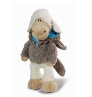 nici spielzeug groihandel-New Hot Sale NICI 35Cm Super Cute Stuffed Animal Nici Sheep In Wolf 'S Doll Wolf Sheep Plush Toys For Christmas Birthday Gifts Retail