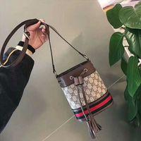 Wholesale cell phone messenger bag resale online - Crossbody Bags For Women Leather Luxury Handbags Women Bag Designer Ladies Hand Shoulder Bag Messenger Sac A Main
