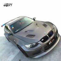 ingrosso styling del corpo bmw-V kit corpo largo per BMW 3 serie M3 E90 E92 E93 paraurti anteriore paraurti posteriore minigonne parafango parafango