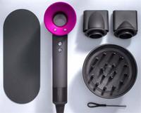 herramientas de salón de china al por mayor-Secador de cabello de alta calidad Herramientas profesionales de salón Secadores por soplado Calor Súper velocidad Blower Secador de cabello herramientas de peinado En stock 1pcs DHL libre