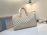 ingrosso tessuto di isolamento termico-borse da donna di moda borse di lusso firmate borse 2019 donna uomo boston bag clutch borse da viaggioLouisvuitton walle077 #