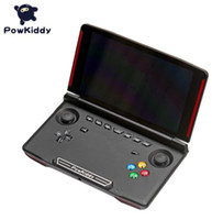 Wholesale ram games resale online - Powkiddy X18 Andriod Handheld Game Console INCH Screen MTK8163 quad core G RAM G ROM Video Handheld Game Player