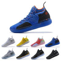 Wholesale kd boots size for sale - New arrival KD mens basketball shoes Paranoid Still KD men trainers Kevin Durant s Athletic sports sneaker size