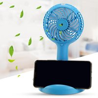 Wholesale fans water mist for sale - Group buy Mini Rechargeable Portable Air Cooling Humidifier Water Mist USB Fan For Office Desktop Bedroom