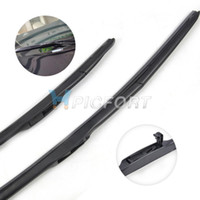 Wholesale rubber blade for wiper resale online - 26 quot quot Wiper Blade For Corolla Hybrid Section Rubber Rain Window Windshield