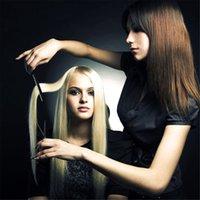 profesyonel saç kesme makası setleri toptan satış-Profesyonel Kuaförlük Makas Saç Kesme Makas Seti Kuaför Makası Saç Kesimi için Yüksek Kalite Salon 6 Inç