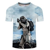 asiatische mode t-shirt männer großhandel-2019 neueste 3d gedruckt t-shirt männer frauen sommer kurzarm lustige top tees mode lässig kleidung asiatische größe t-shirt