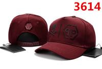 dos en cuir rouge achat en gros de-gros casquettes de baseball designer casquettes de broderie pour hommes snapback hat mens chapeaux casquette visière gorras bone