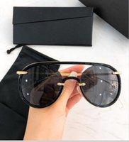 óculos designer círculo venda por atacado-Óculos de sol de designer para homens óculos de sol de luxo para as mulheres homens óculos de sol das mulheres dos homens óculos de marca de grife mens óculos de sol oculos de CIRCLE