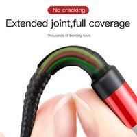 cables usb especiales al por mayor-Actualice el cable reversible especial del teléfono celular USB para iPhone xs max xr Cable del cargador para iPhone 8 7 6s Plus Cable de carga rápido