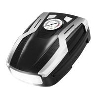 Wholesale inflatable tire pump car resale online - Car Air Compressor Inflatable Pump Pointer Digital Display Car Electric Tire Fast Inflator Pump Preset Tire Pressure Accessories