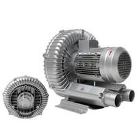 ingrosso pompe ad aria compressa-Ventilatore di aria asciutta ad alta pressione industriale della pompa di vuoto di vortice per la macchina industriale