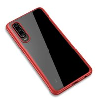 Wholesale chinese cell phones huawei for sale - Group buy Phone Case for Huawei Mate Mate Pro P30 P30 Pro Slim Case Cell Phone Protective Cover Silicone Bumper Full Protective Case
