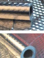 pegatinas de papel de cocina al por mayor-Nuevo Hogar Papel De Aluminio Pegatinas de Cocina Maison Decoración Etiqueta Autoadhesiva Papel Pintado Impermeable Para Muebles 16