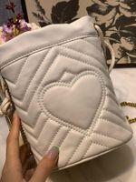 Wholesale good quality silk flowers resale online - 2019 hot sale women designer handbags luxury crossbody messenger shoulder bags chain bag good quality pu leather purses ladies handbag