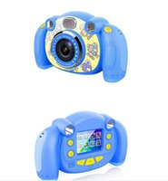 Wholesale digital cameras online - KC501 P MP Cartoon quot Mini LCD Camera HD W Digital Camera For Kids Fresh Camcorders For Children Funny Automatic Camera