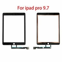 Wholesale tablet touchscreen resale online - 10Pcs TouchScreen For iPad Pro Version A1673 A1674 A1675 Touch Screen Panel Digitizer front Glass Panel Replacement