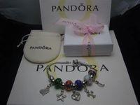 bracelets boîte pandora achat en gros de-VENTE CHAUDE 2018 925 Bijoux Pandora High Grad Bijoux Bracelets Femmes ont des boîtes originales Livraison gratuite